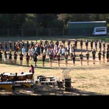 2015 LGHS Marching Band Field Show Family Preview